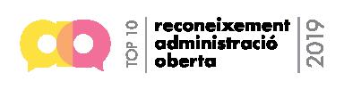 Segells de reconeixement d'administració oberta