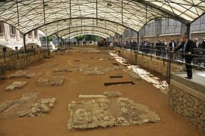 Necròpolis paleocristiana