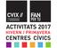 Els centres cívics de Tarragona convoquen dos concursos, un de literari i un altre a instagram