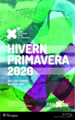 La Xarxa de Centres Cívics de Tarragona retorna l'import de les activitats programades durant l'Hivern Primavera 2020