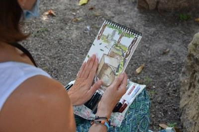 Viu l'estiu: Taller de Sketching