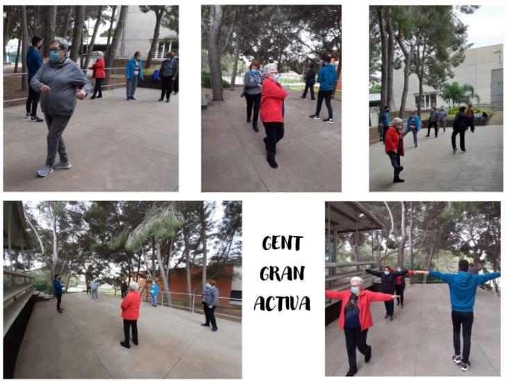 Gent Gran Activa de Tarragona als Centres Cívics
