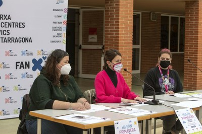 La Xarxa de Centres Cívics de Tarragona ofereix 69 activitats virtuals gratuïtes