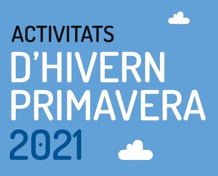 La Xarxa de Centres Cívics ofereix 32 activitats en la nova programació d'hivern-primavera 2021