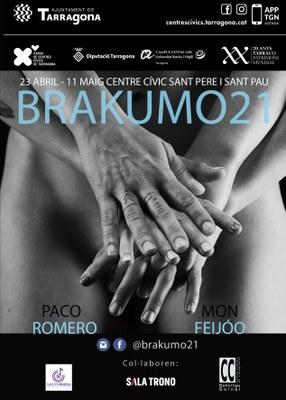 L'exposició 'Brakumo21' arriba a la Xarxa de Centres Cívics