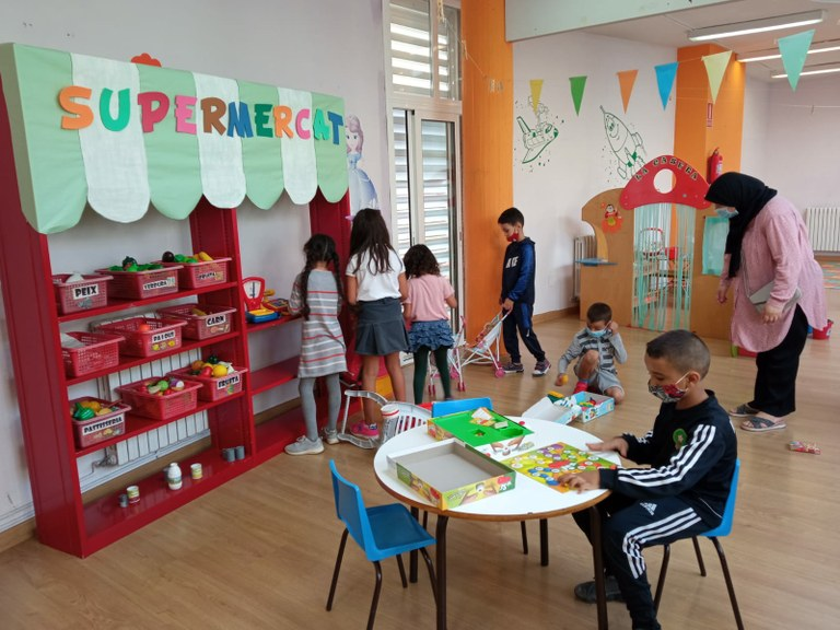 Reobren les ludoteques dels Centres Cívics de Tarragona