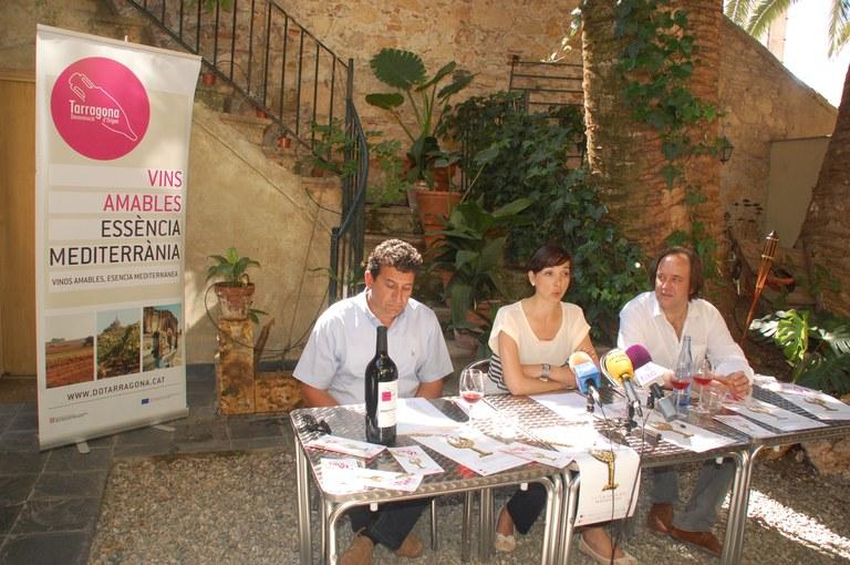"""Aquest cap de setmana se celebrarà la """"XIV FIRA DEL VI DO TARRAGONA""""."""