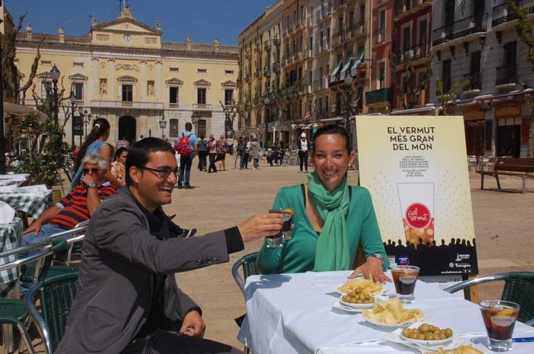 """Aquest dissabte """"Gran Festa del Feel Vermut"""" a la plaça de la Font"""