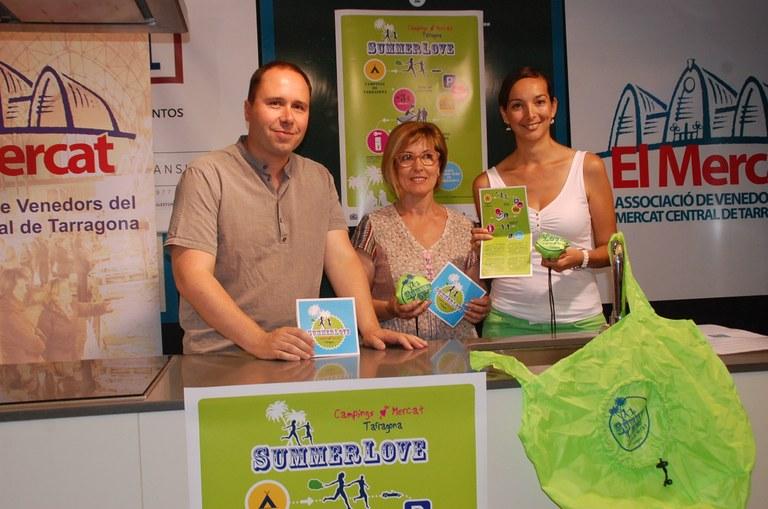 La campanya SUMMERLOVE promocionarà el producte local entre els usuaris dels càmpings