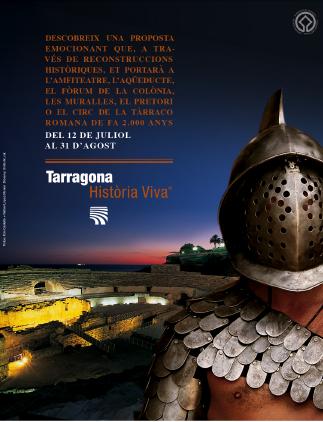 """La II edició """"Història Viva"""" amplia l'oferta amb més espais i col·laboració amb restaurants de la ciutat"""