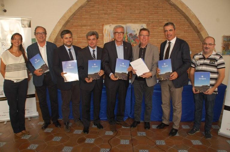 """Les III Jornades del romesco aplegaran rutes de tapes, menús gastronòmics, """"Show Cooking"""" i activitats didàctiques"""