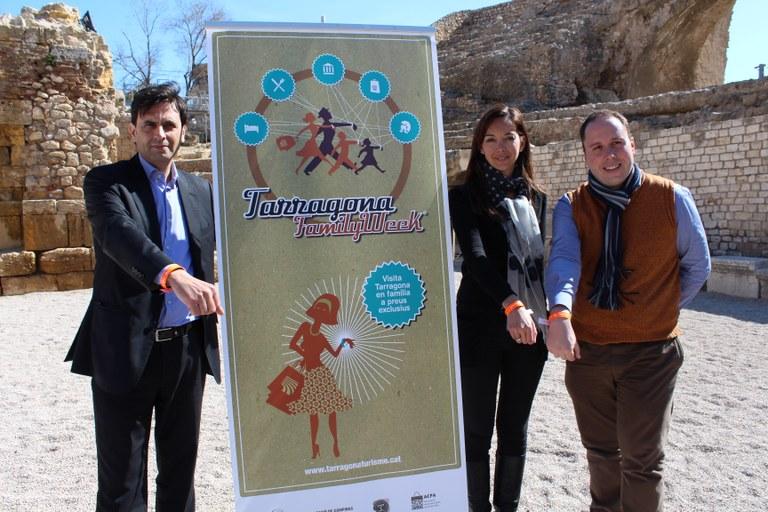 Tarragona acull el II Family Week amb la voluntat de convertir-se en un referent del turisme familiar