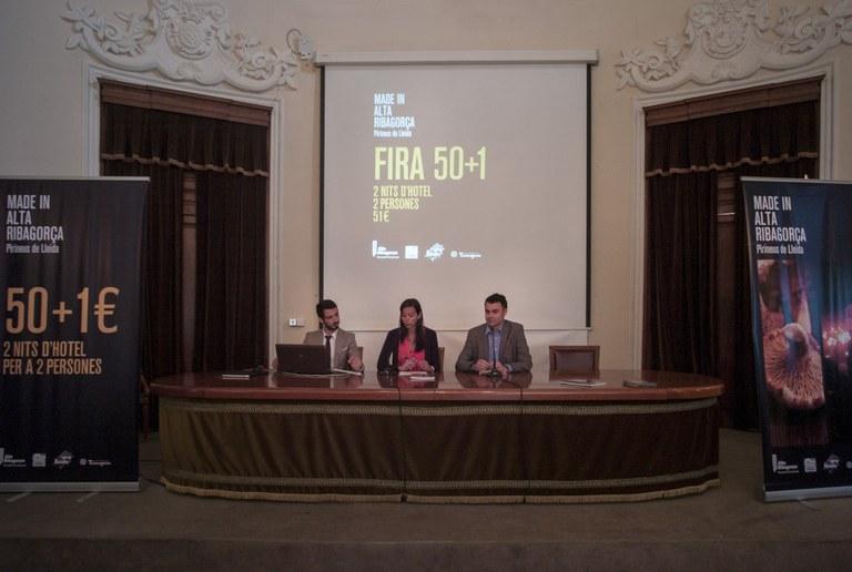 Aquest cap de setmana Tarragona acull la Fira 50+1