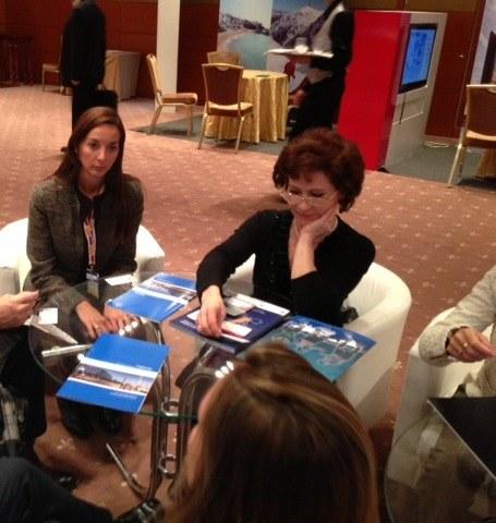 Tarragona s'endú un alt grau de satisfacció en les trobades empresarials del Fòrum de Moscú
