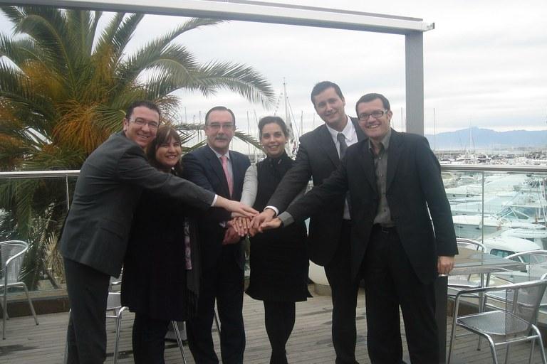 Tarragona s'uneix amb el territori per a promocionar-se