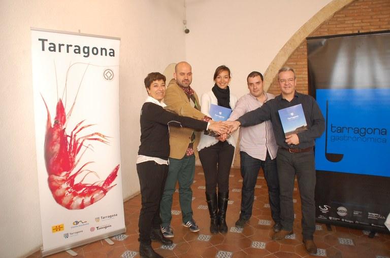 Turisme, Mercat Central i Tarragona Gastronòmica signen un acord de col·laboració mutu