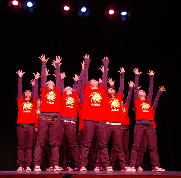 """Comença la segona edició del """"Vola cap a l'èxit"""", el càsting per renovar el grup de dansa del Club dels Tarraconins"""
