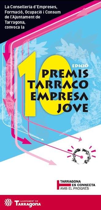 Convocada la desena edició dels Premis Tàrraco Empresa Jove