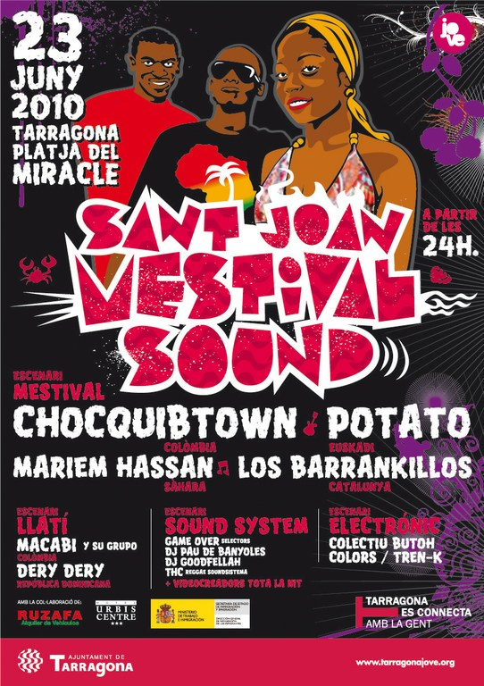 Joventut i Festes presenten el Sant Joan Mestival Sound