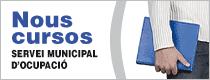 Obertes les inscripcions per a cursos del Servei Municipal d'Ocupació