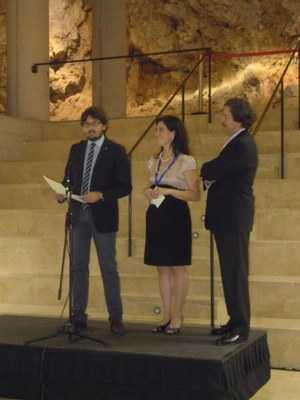 Inaugurat el Congrés Nacional de la Societat Espanyola de Pròtesi Estomatològica