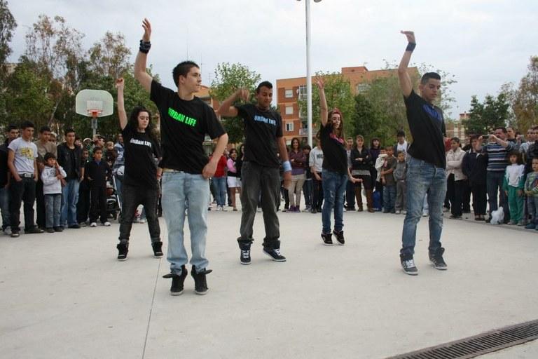 Jornades de rap i ball urbà al Centre Cívic de Sant Salvador