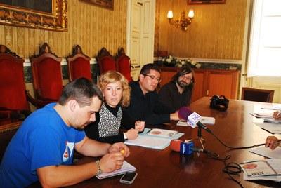 La Fundació Casal l'Amic i l'Associació Cultural Ariadna presenten el primer projecte socio-cultural europeu a Tarragona