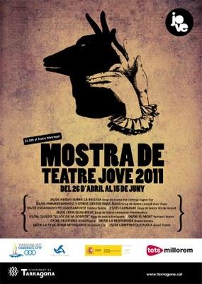 La Mostra de Teatre Jove comptarà amb 11 grups de teatre