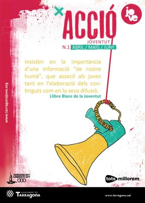 L'Ajuntament edita una agenda trimestral amb totes les activitats de joventut i cooperació