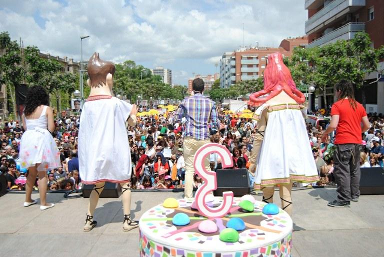 Més de 8.000 persones participen a la festa del III aniversari del Club dels Tarraconins