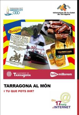 Tarragona, pionera amb el llibre electrònc 'Tarragona al món'
