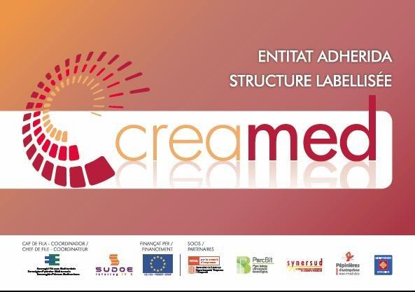 El Viver d'empreses municipal entra a formar part de la Xarxa  de Vivers del Projecte Creamed