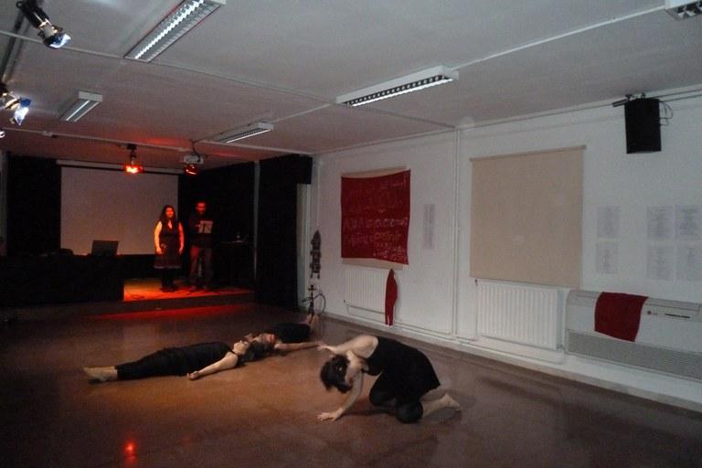 Les arts escèniques i la 'performance', protagonistes del tercer espectacle de l'Escenari Obert