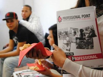 Programa d'activitats de l'última setmana del Professional Point