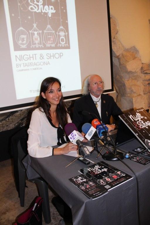 Divendres 22 se celebra la primera nit de botigues obertes en la Night & Shop by Tarragona