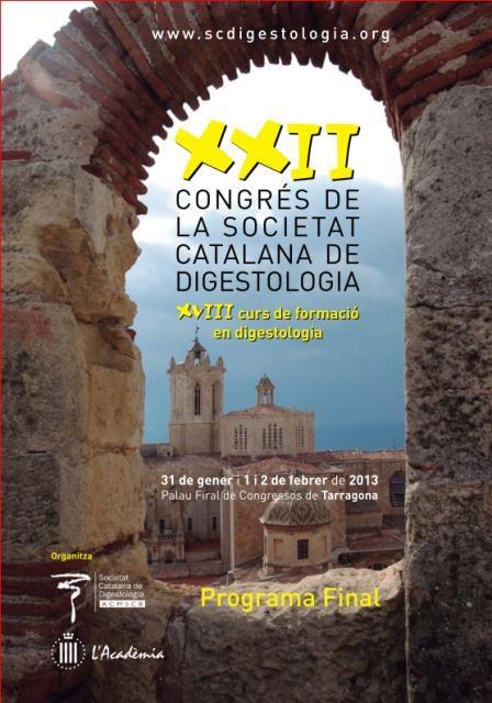 Especialistes en digestologia es reuneixen del 31 de gener al 2 de febrer a Tarragona