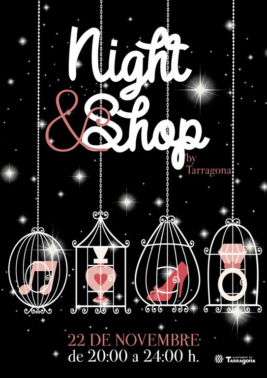Night and Shop by Tarragona