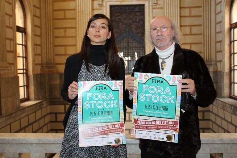 Arriba a Tarragona una nova edició de la fira Fora Stock