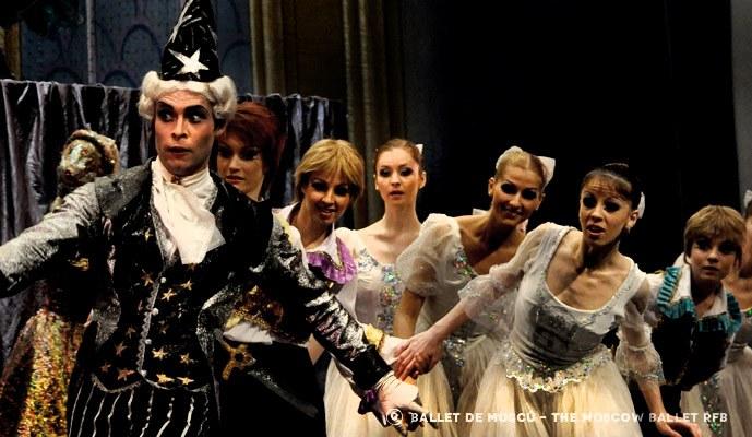 El Ballet de Moscou torna a Tarragona amb el Trencanous de Txaikovski
