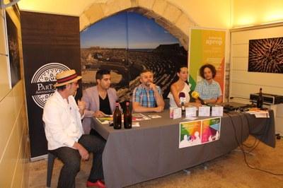 """El tercer festival """"Aprop: sopars i música en viu"""" arriba avui a la Part Alta"""
