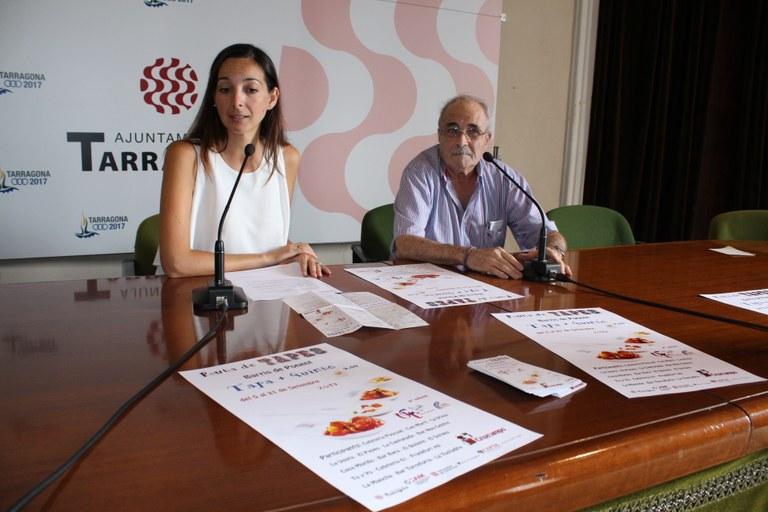 Els barris de ponent presenten la segona Ruta de Tapes