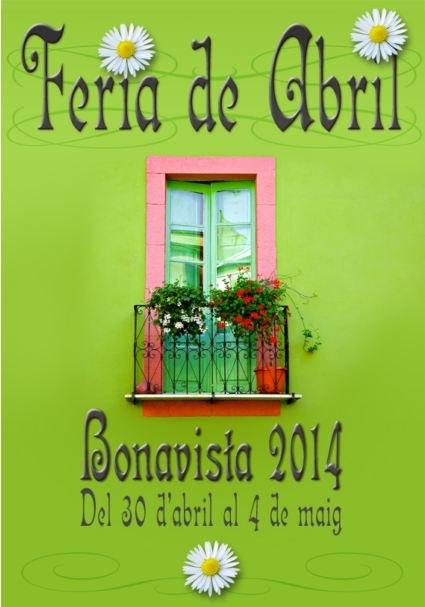 La Fira d'Abril arriba un any més a Bonavista