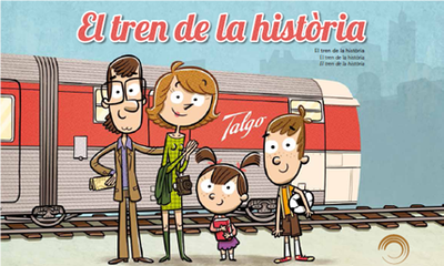 Més de 1.000 viatgers han gaudit ja del viatge en el temps amb el tren turístic Tarraco Talgo