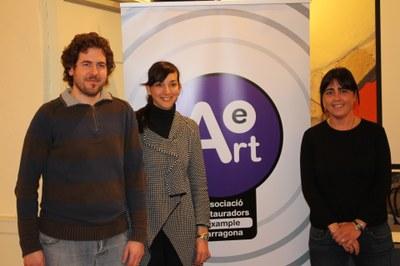Neix la nova associació gastronòmica Art(e) que pretén dinamitzar l'eixample de la ciutat