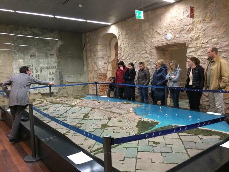 Tarragona acull un famtrip d'empresaris interessats en el turisme de reunions i negocis