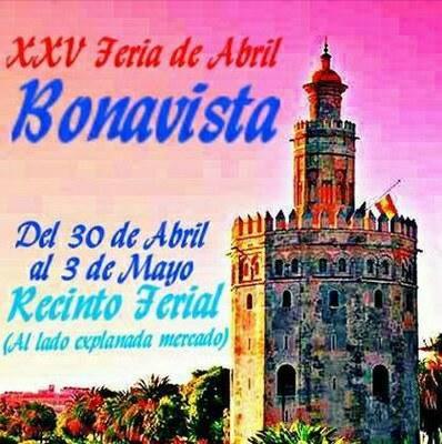 Bonavista gaudirà de tres dies de música, ball, gastronomia i exhibicions de doma durant la Fira d'Abril
