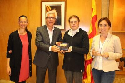 Casa Corderet rep el Premi Nacional als Establiments Comercials Centenaris
