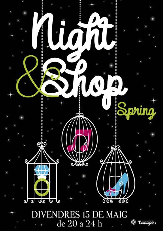Divendres se celebra el quart Night & Shop by Tarragona