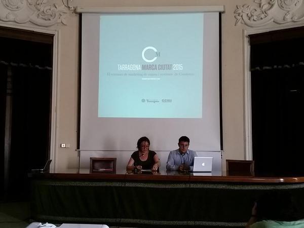 El seminari Marca Ciutat 2015, per segon cop a Tarragona