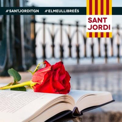 Ja es pot consultar la llista d'instal·lació de parades per a la venda de llibres i flors durant la Diada de Sant Jordi